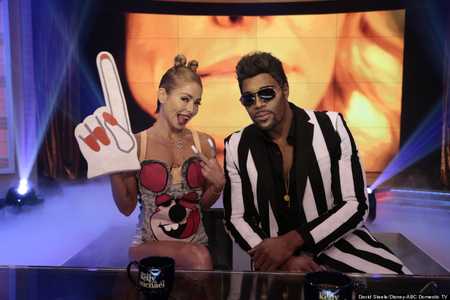 live with kelly miley