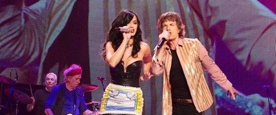MICK JAGGER KATY PERRY