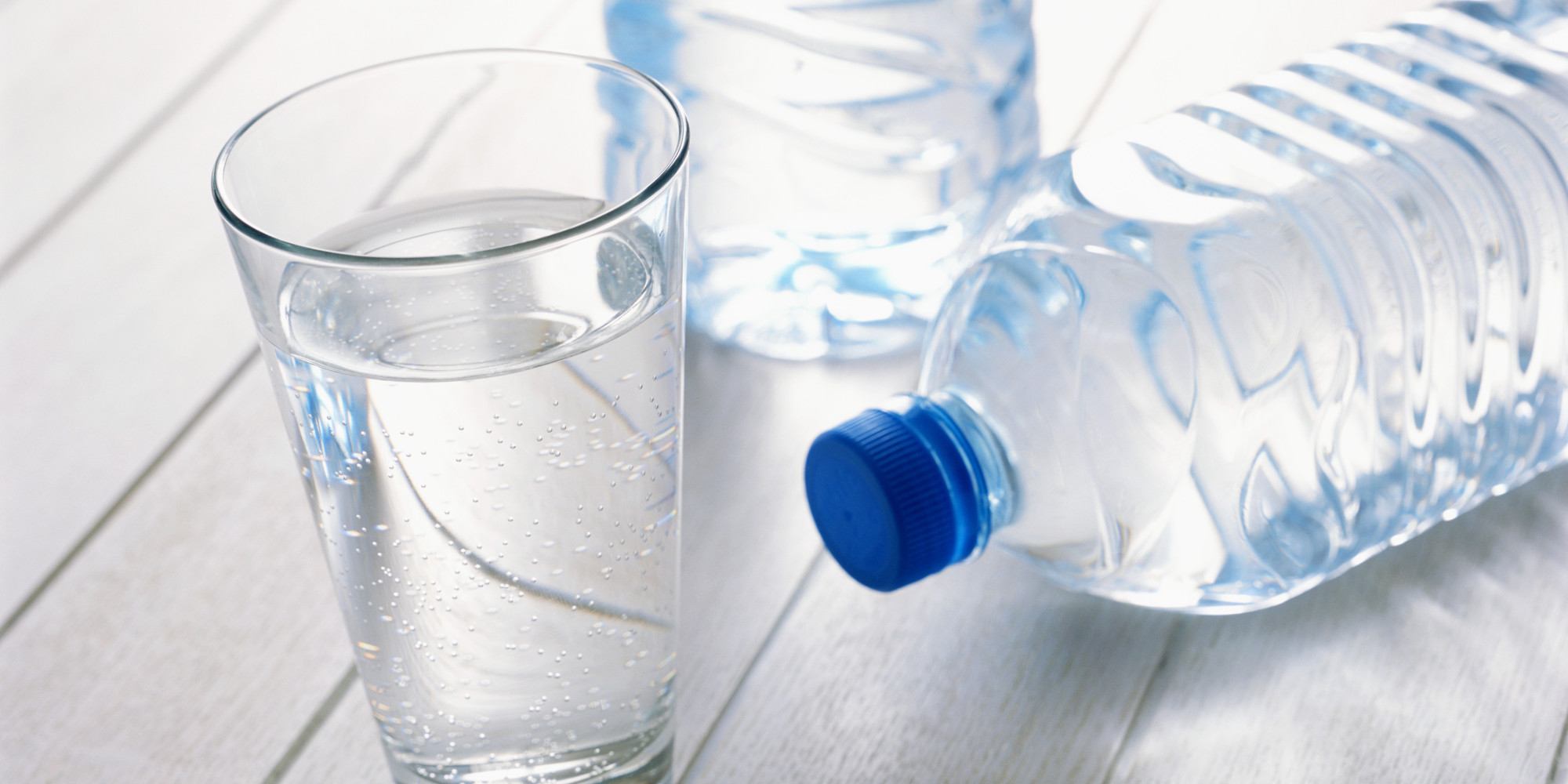 14 Brands Of Bottled Water Voluntarily Recalled Due To