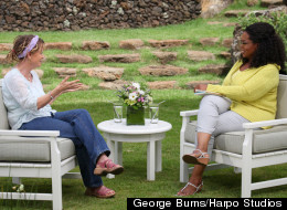 The Greatest Lesson Oprah Ever Learned About Saying Thank You