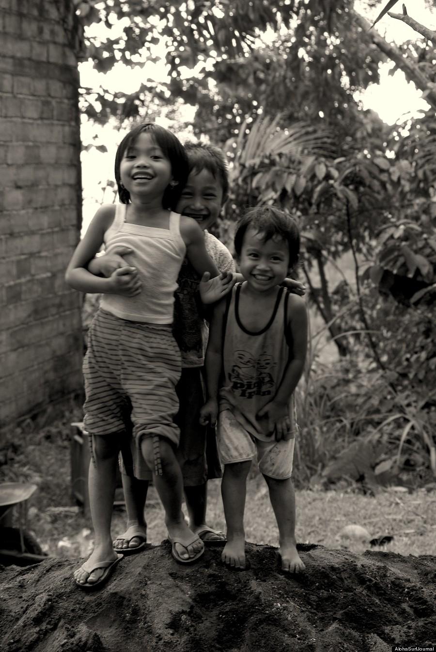 lombok children