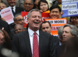 New York Election Results: Bill De Blasio Defeats Joe Lhota In Mayoral Race