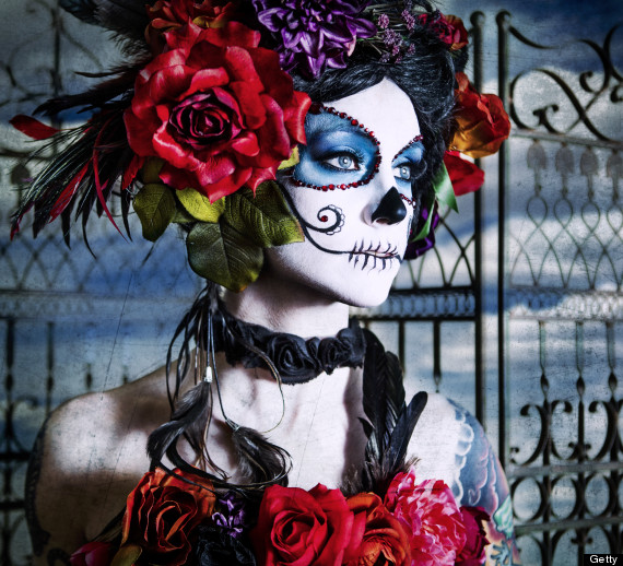 5 Dia De Los Muertos Questions You Were Too Afraid To Ask | HuffPost