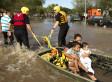 Texas Floods Prompt Dozens Of Rescues; 2 Dead