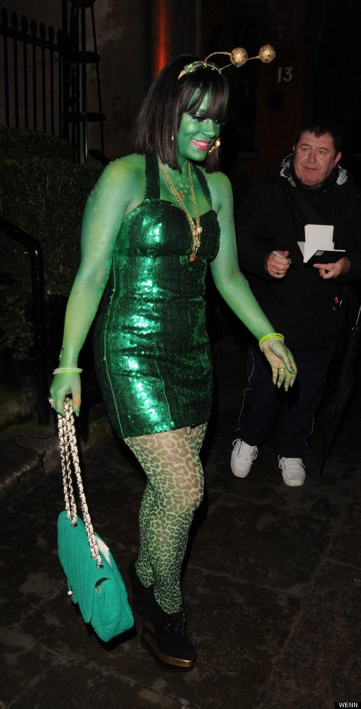 Green Goblin Halloween Costume