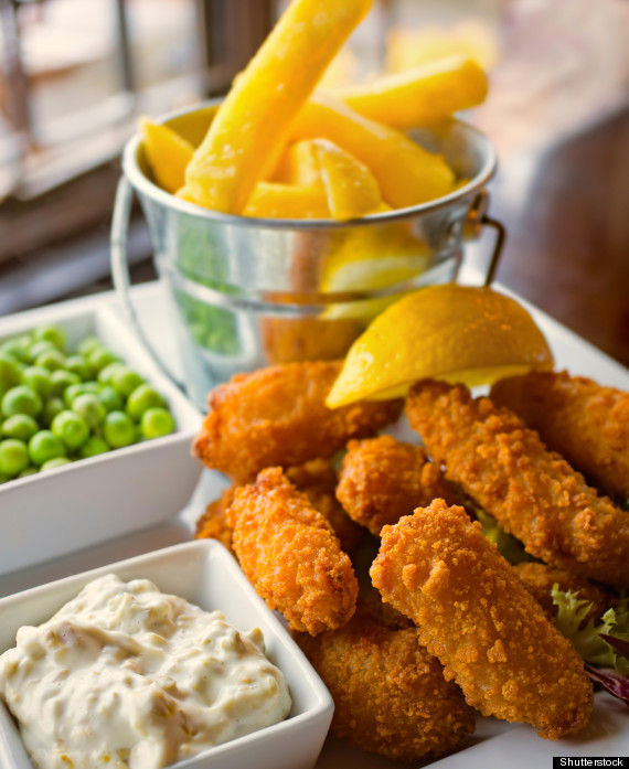 Traditional English Food You Must Try While in London ...
