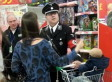 Nazi-Costumed Man Shocks Shoppers In Asda, Cambridge (PICTURES)