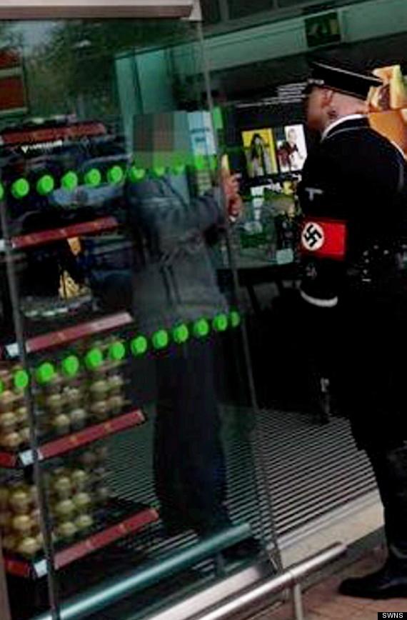 asda man nazi