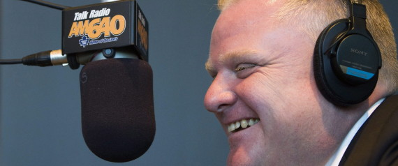 ROB FORD RADIO