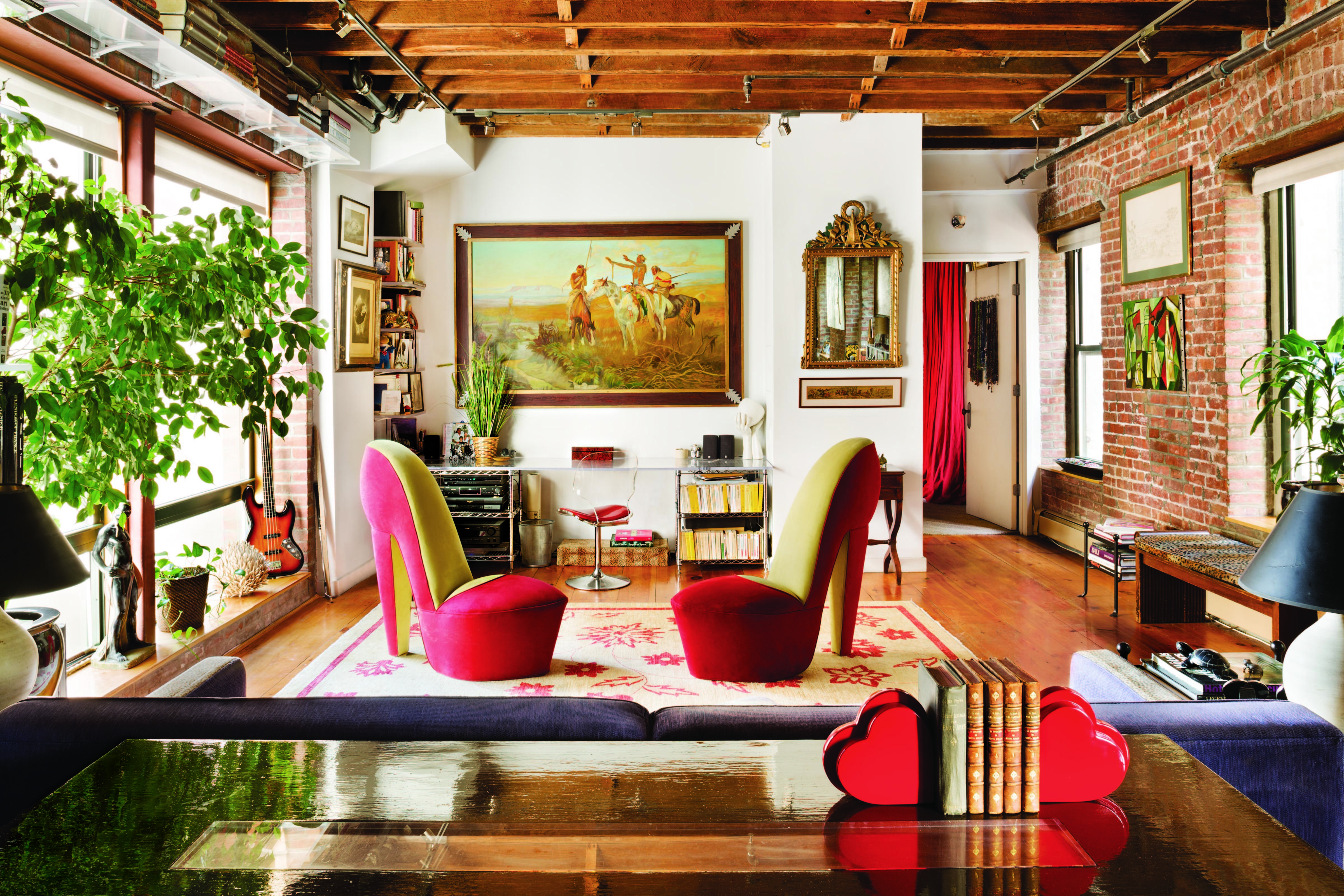 Roger De Cabrol S Nyc Loft Is Wildly Different Channels