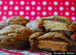 Stuffed Cookies For The Ultimate Sweet Tooth