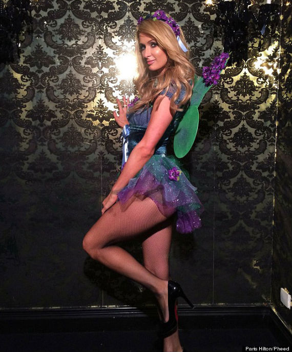 paris hilton fairy