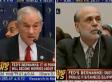 Ben Bernanke Snaps At Ron Paul Over Wild Accusations (VIDEO)
