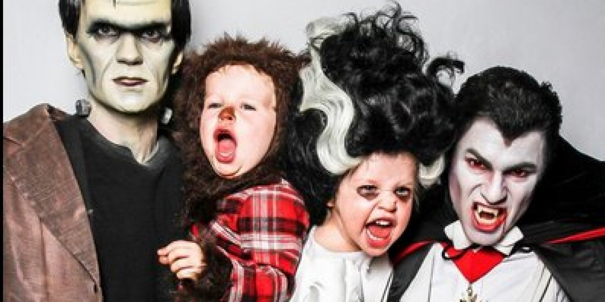 Neil Patrick Harris's Family Halloween Costume Was Even