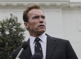Arnold Schwarzenegger Tea Party