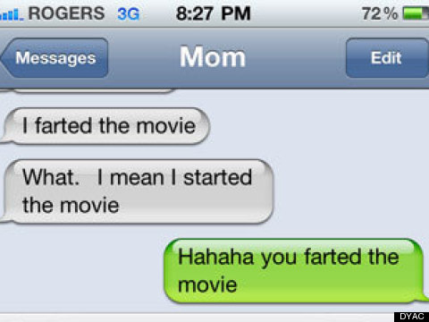 The Best Autocorrects Of The Month
