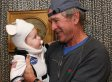 George W. Bush Trick-Or-Treats With 'Astronaut' Baby Mila