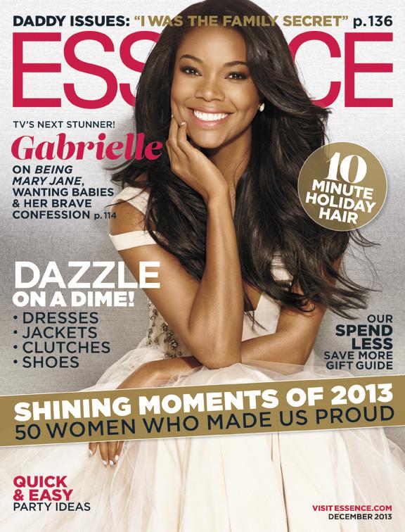 gabrielle union essence magazine