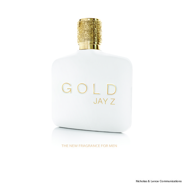 jay z gold fragrance