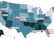 This Map Of U.S. Divorce Rates Shows Where Marriages Go To Die