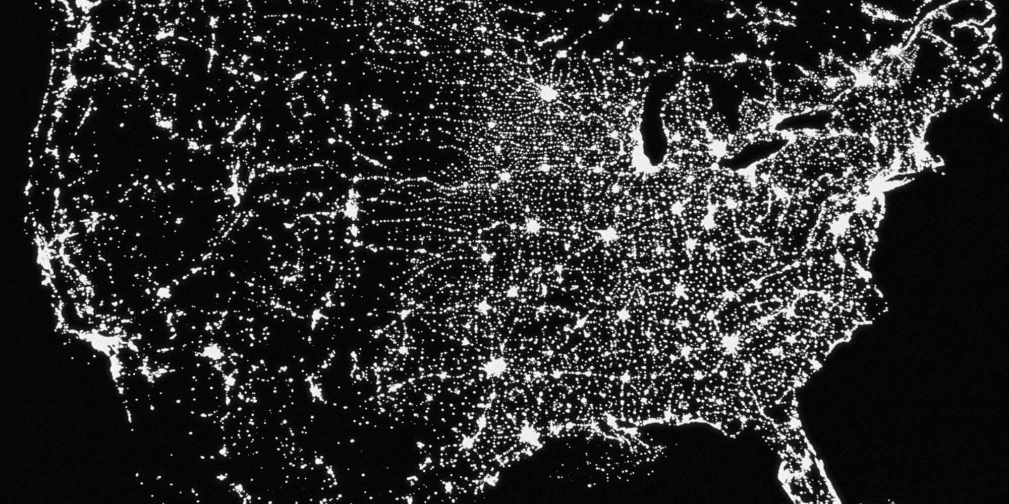 SVS Great Zoom Out Of Chicago IL The Adler Planetarium Apples D - Satellite map of usa