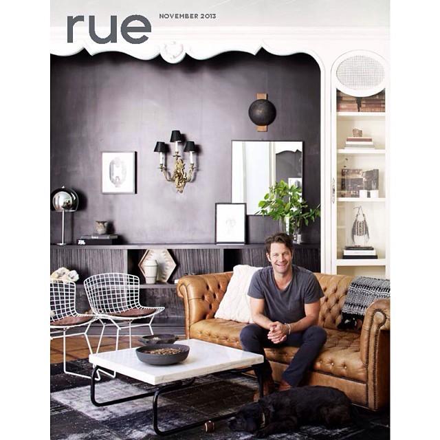 rue magazine november