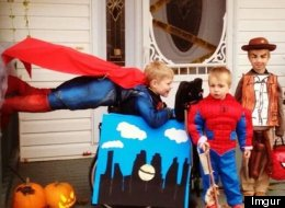 10 People Who Turned Challenges Into Amazing Halloween Costumes