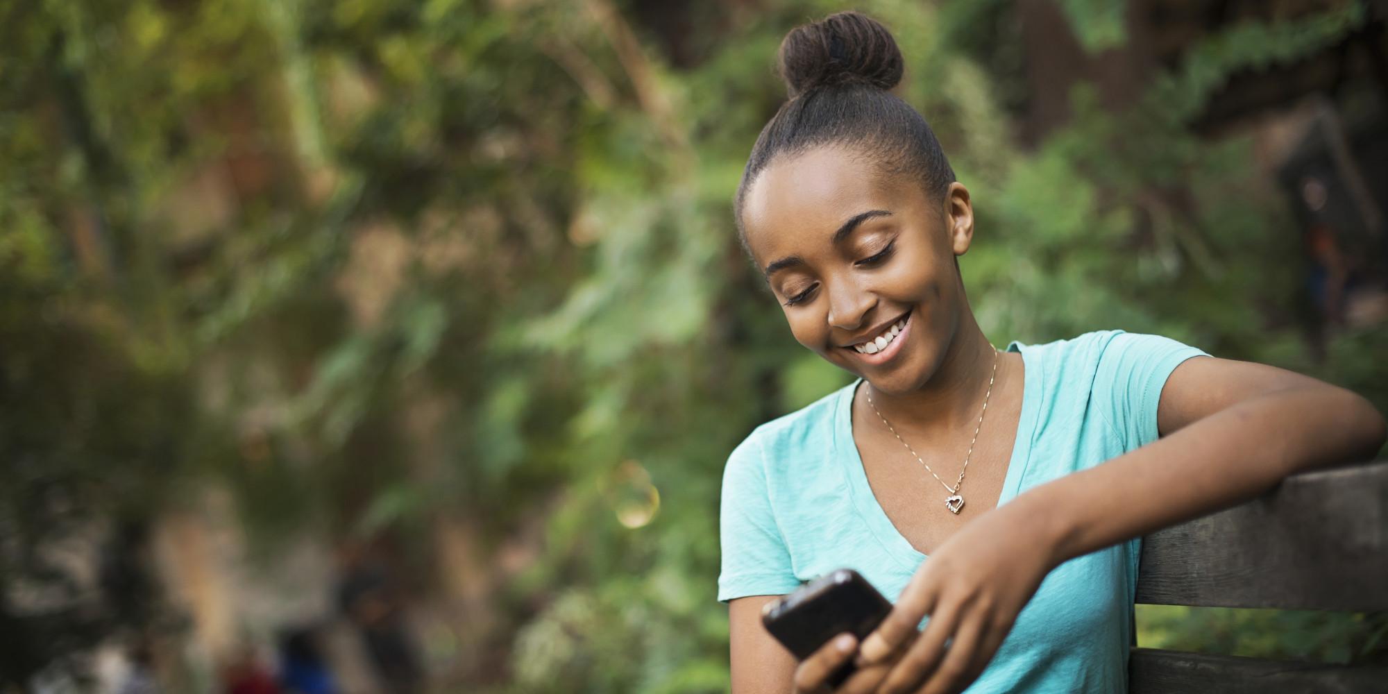 Generation African American Teens 49