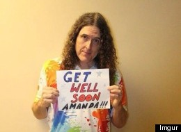 Photo Evidence That 'Weird Al' Isn't Just Silly -- He's Also Really Sweet!