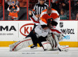 Flyers, Capitals Fight: Goalies Ray Emery, Braden Holtby Brawl Caps Melee (VIDEO)