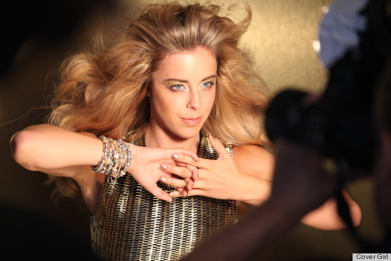 Ashley Wagner S Cover Girl Gig Proves Olympians Can Rock