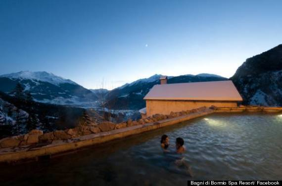 Luxury hotels and spas for an apr s ski treatment photos - Star italia bagni ...
