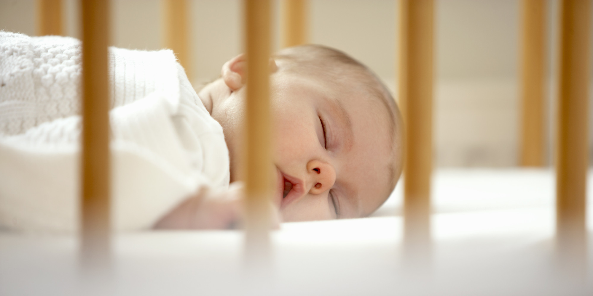 Crib, Lap or Back? What Sleeping (and Awake) Babies Tell ... Newborn Babies Sleeping In Cribs