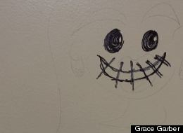 Teachers Turn Bathroom Vandalism Into Masterpieces (PHOTOS)