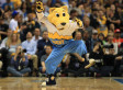 Nuggets Mascot Collapses In Scary Scene Before Nuggets' First Home Game (VIDEO)