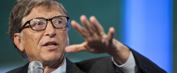 Bill Gates Prioritizing Worldwide Internet Access Over
