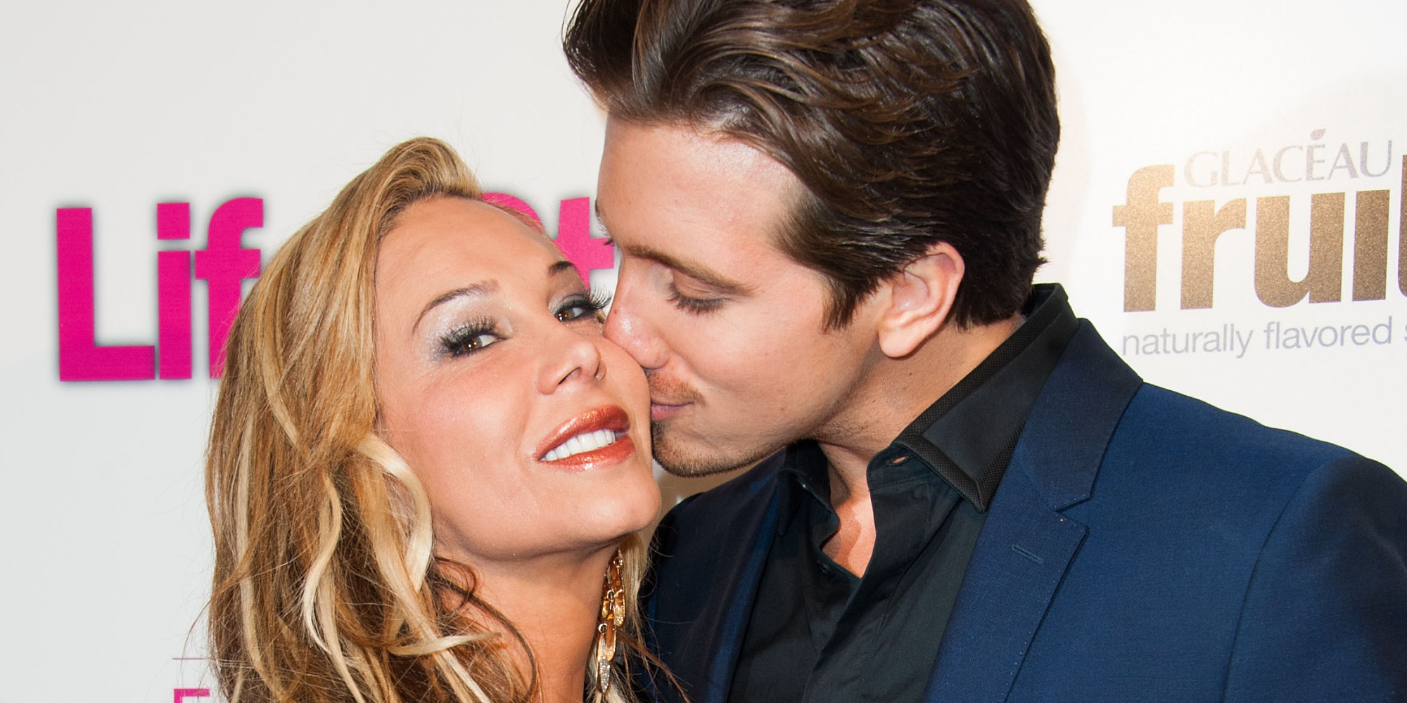 Adrienne Maloof And Her Much Younger Boyfriend Dressed Up ...