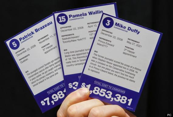 senate cards npd