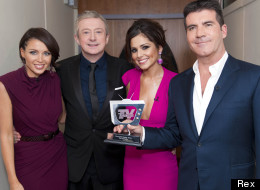 Is This Next Year's 'X Factor' Panel?