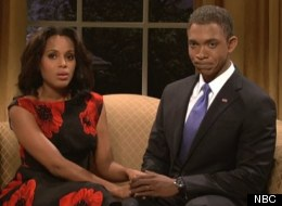 Kerry Washington Helps 'SNL' Make A Point, But Will It Matter?