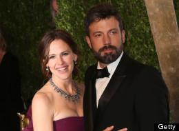 Jennifer Garner And Ben Affleck File For Divorce