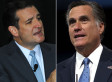 Mitt Romney Leaves Ted Cruz Off List Of Electable Republicans For 2016