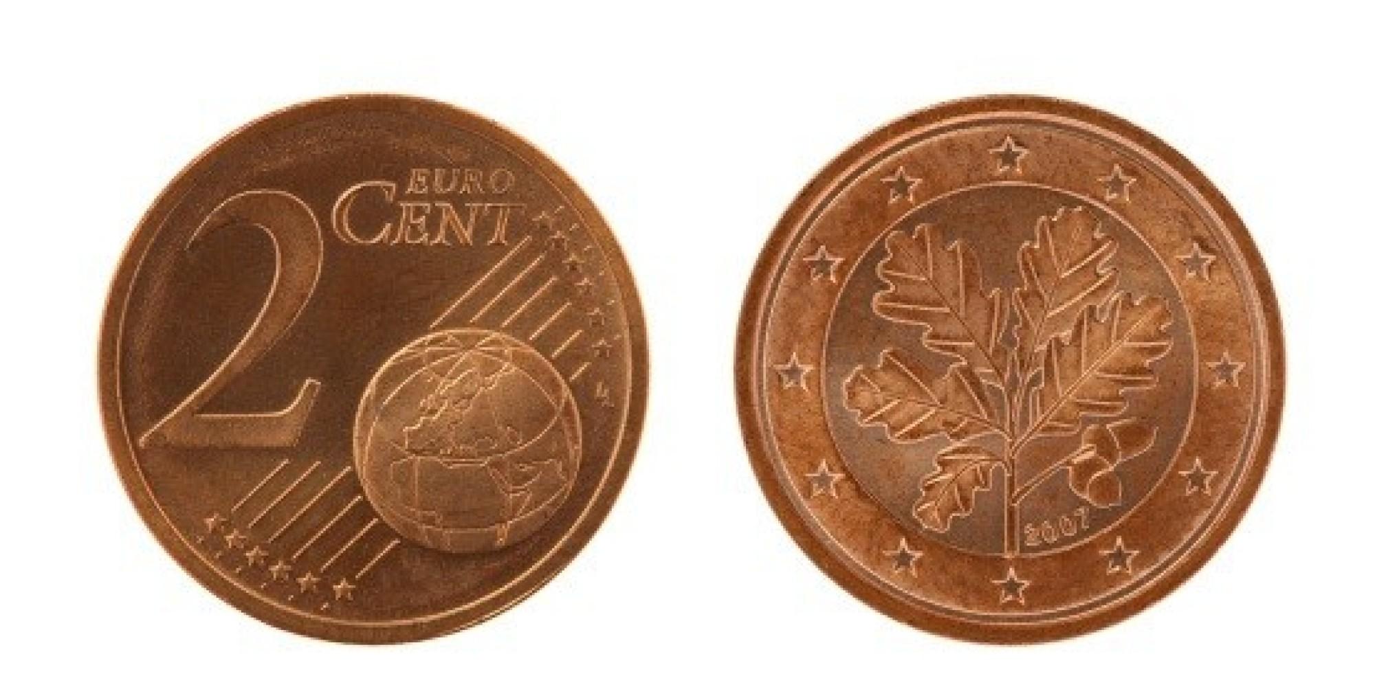 Monete da 2 Euro Valore Monete da 1 e 2 Centesimi
