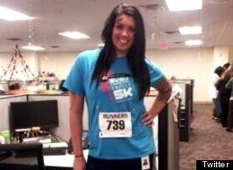 This Boston Marathon Bombing Victim Costume Couldn't Be More Horrible