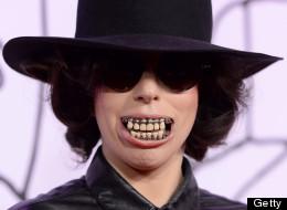Gaga's 'Smile' Hides Secret Pain