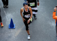 Pamela Anderson Runs The NYC Marathon In Under 6 Hours And Is Left Hurting