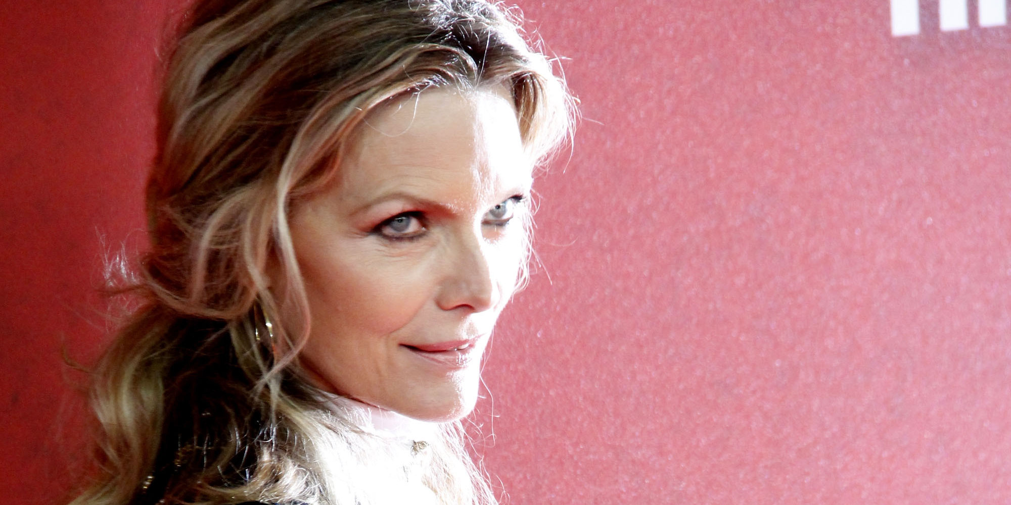 Michelle Pfeiffer Young Michelle Pfeiffer Reveals She