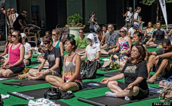 yoga new york city