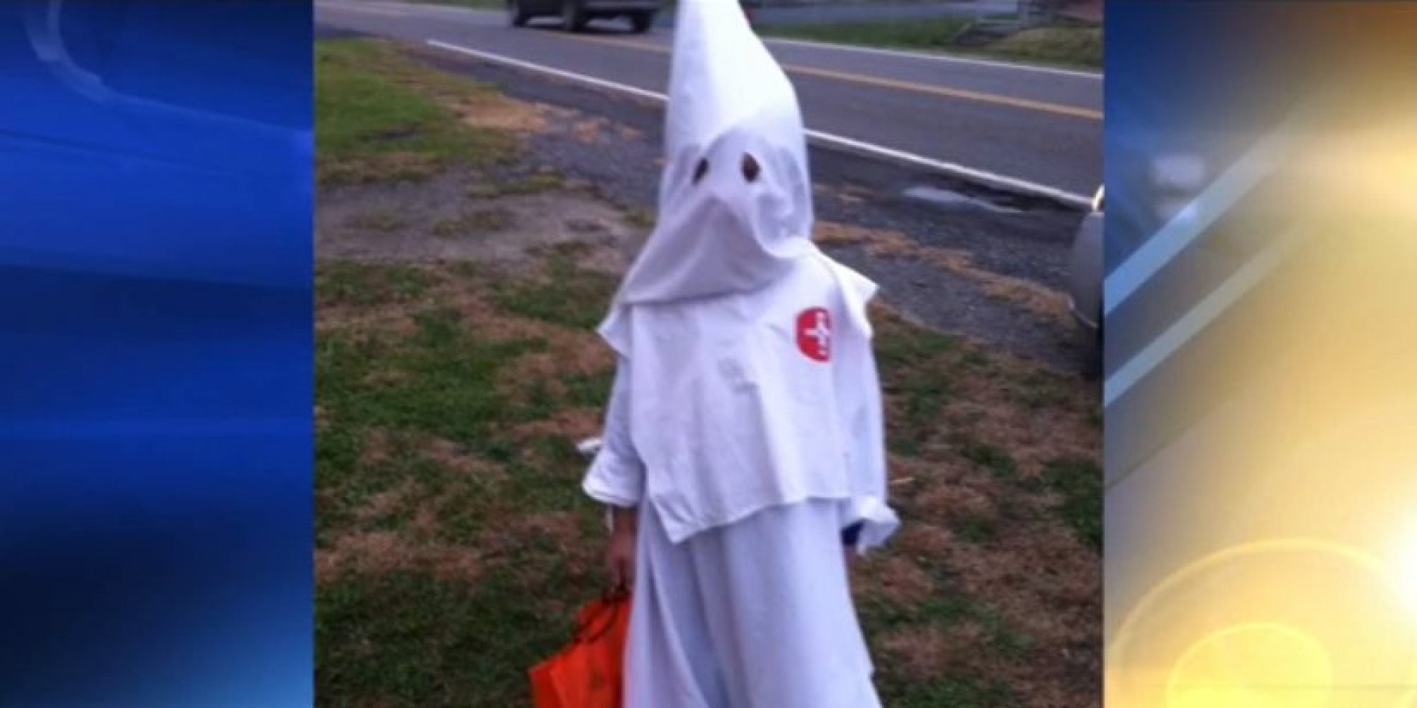 Even The Kkk Is Offended By This Kid S Klansman Halloween