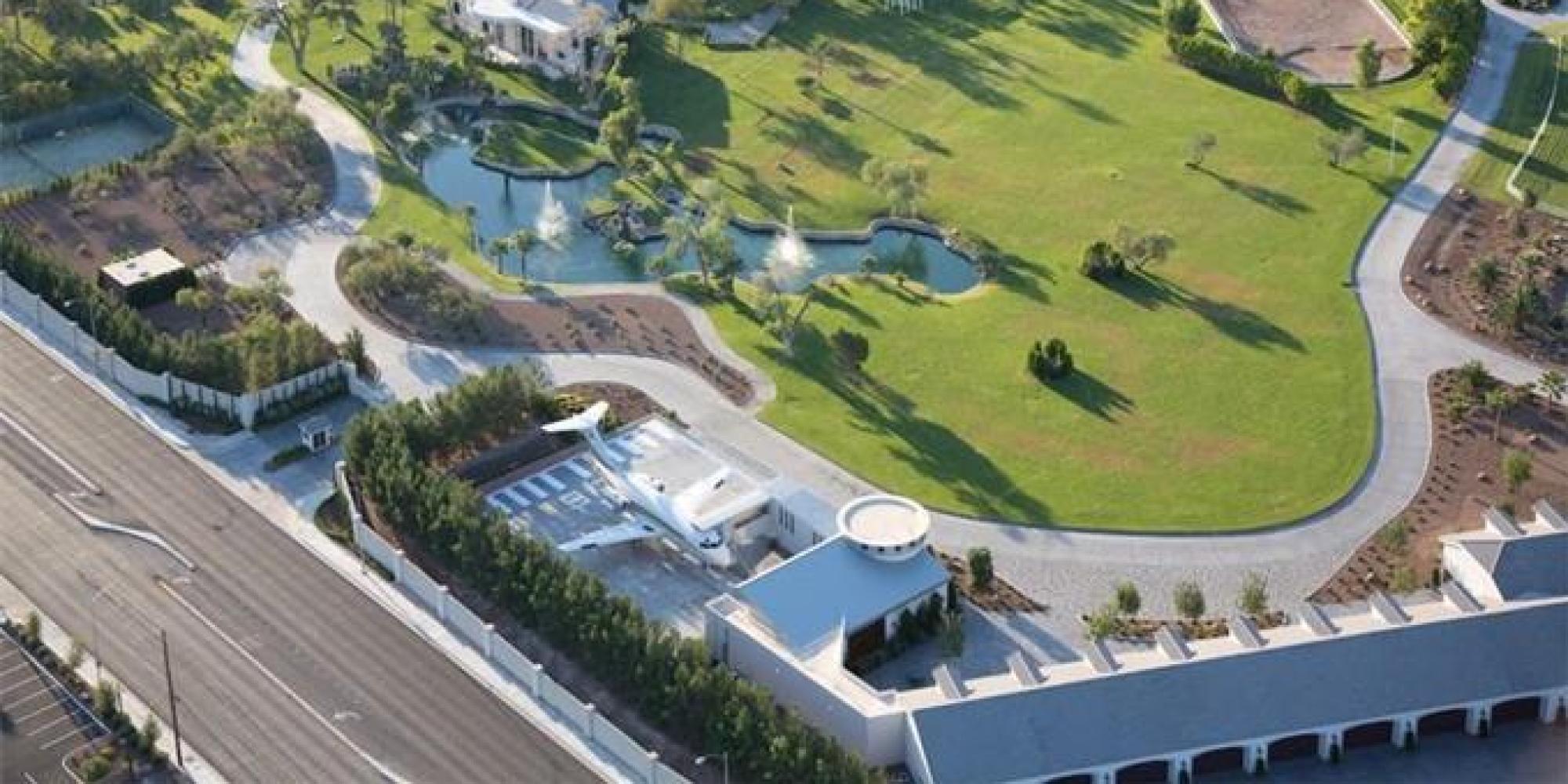 Shenandoah la casa con aeroporto e jet privati in vendita for Case in vendita porto ottiolu privati